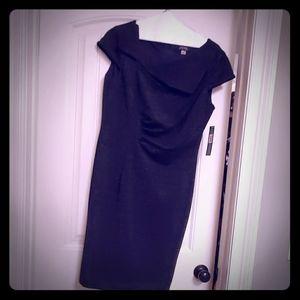 Tahari Black cocktail dress